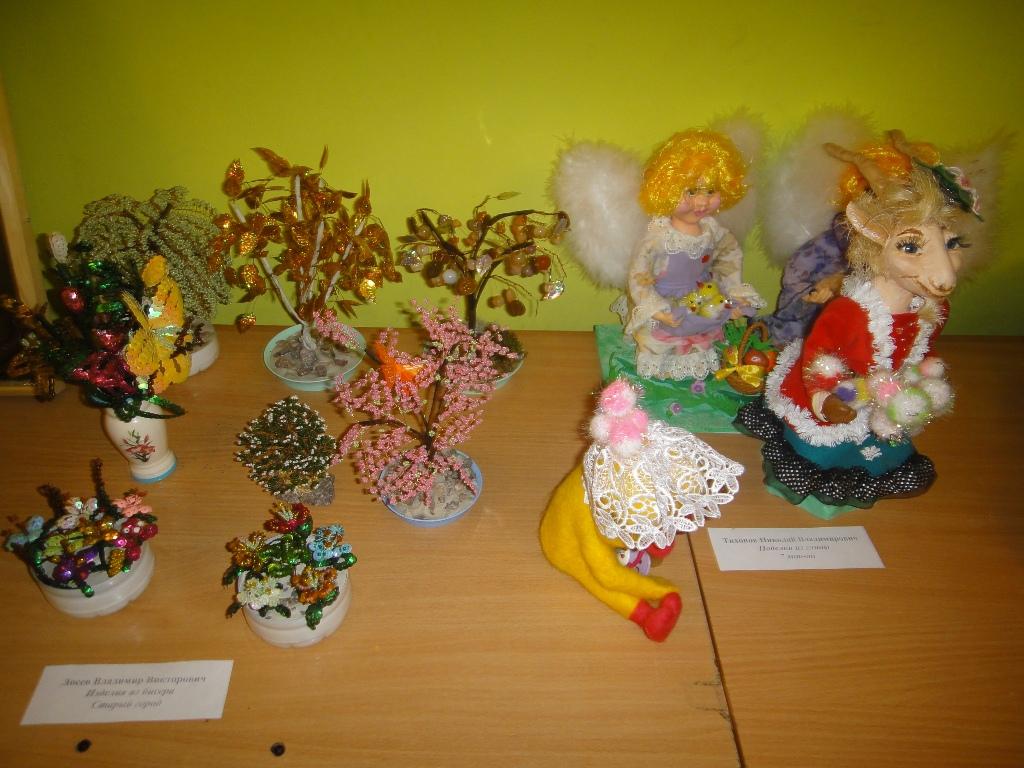 Конкурс для педагогов декоративно-прикладное творчество